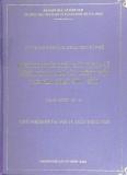 Luận văn: Phương pháp luận xây dựng lộ trình tự do hóa tài chính Việt Nam giai đoạn 2001 - 2010