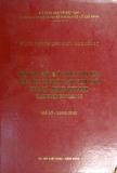 Luận văn: Nâng cao hiệu quả quản lý chi tiêu công phục vụ chiến lược phát triển kinh tế xã hội Việt Nam giai đoạn 2001 - 2010