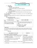 Giáo án Vật lý 8 bài 22: Dẫn nhiệt