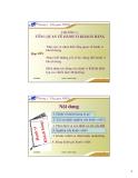 Bài giảng Hành vi khách hàng - ThS.Nguyễn Thị Diệu Linh