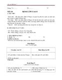 Giáo án Hình học 7 chương 2 bài 7: Định lý Pitago