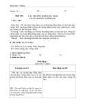 Giáo án Hình học 7 chương 2 bài 8: Các trường hợp bằng nhau của tam giác vuông