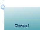 Bài giảng Quản trị nhân lực - Chương 1 Tổng quan quản trị nhân lực