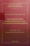 Luận văn: Vai trò của nhà nước trong quá trình công nghiệp hóa ở Thái Lan (thời kỳ 1961 - 2004), bài học kinh nghiệm và khả năng vận dụng vào Việt Nam