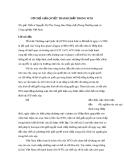 Cơ chế giải quyết tranh chấp trong WTO - TS Nguyễn Thị Thu Trang