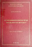 Luận văn: Phát triển ngành nguyên liệu dệt may Việt Nam trong điều kiện hội nhập kinh tế quốc tế