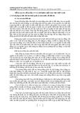 Chuyên đề: Tổng quan về quản lý và sử dụng đất đai tại Việt Nam - Kinh tế hóa ngành tài nguyên môi trường ( Nguyễn Thế Đăng)