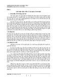 Chuyên đề:  Đa dạng  sinh học và môi trường - TS Dương Thanh Hà
