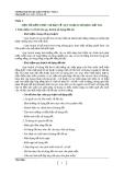 Chuyên đề: Quy hoạch sử dụng đất