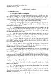 Chuyên đề:  Quản lý môi trường - TS Nguyễn Đình Thi