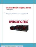 Bộ điều khiển nhiệt PX series