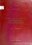 Luận văn thạc sỹ: Sử dụng các điều kiện thương mại quốc tế tại Việt Nam - Thực trạng và giải pháp