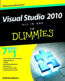 visual studio 2010 all in one for dummies