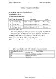 Tiểu luận: Đề tài Nhận dạng tổng thể đối tượng - Xử lý ảnh số với thuật toán SIFT