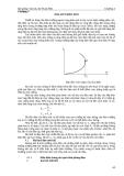 Bài giảng Vật liệu kỹ thuật điện - Chương 4: Phá hủy điện môi