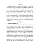 Tiểu luận: Tìm hiểu lịch sử Nho gia