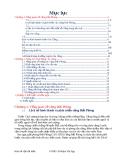 Luận văn tốt nghiệp: Kinh tế vận tải biển
