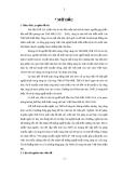 Luận văn: Thi pháp truyện ngắn Thế Lữ