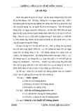 Đồ án tốt nghiệp: Khai thác kỹ thuật hệ thống phanh của xe CAMRY 3.5Q - Chương 1