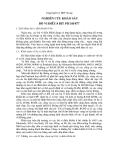 Nghiên cứu khỏa sát: Bộ vi điều khiển 8 bit PIC16F877