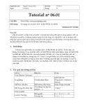 Báo cáo: Sử dụng các module ADC và MCPWM của dsPIC