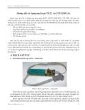 Hướng dẫn sử dụng mạch nạp PG2C và GTP-USB Lite