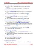 Những câu thành ngữ trong tiếng Anh