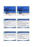 Bài giảng Thị trường tài chính ( Bùi Ngọc Toản) - Chương 4: Phần 1 - Tổng quan về thị trường chứng khoán