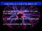 Bài giảng Vật lý đại cương  - Chương 4: Cảm ứng điện từ