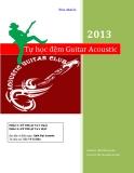 Ebook Tự học đệm Guitar Acoustic