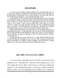 Bài thu hoạch kiến tập năm 2 tại trường Mần non Tây Lộc