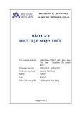 Báo cáo thực tập nhận thức: Ngân hàng TMCP xuất nhập khẩu Việt Nam – Eximbank Chi nhánh quận 3