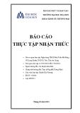 Báo cáo thực tập nhận thức: Ngân hàng TMCP Phát Triển Mê Kông – Chi nhánh Long Xuyên, phòng giao dịch Tri Tôn, Tỉnh An Giang