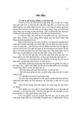 Hóa Sinh cơ bản - Chương 1