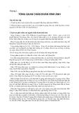 Lịch sử chẩn đoán hình ảnh - Chương 1 Tổng quan chẩn đoán hình ảnh