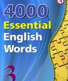 Ebook 4000 essential English words 3
