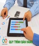 Báo cáo thực tập tốt nghiệp: Phân tích quy trình bán hàng đề xuất nâng cao hiệu quả bán hàng