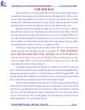 Chuyên đề: Các phương pháp tính tích phân - GV: Nguyễn Duy Khôi