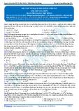Luyện thi ĐH KIT 1 (Đặng Việt Hùng) - Bài tập về mạch thu sóng P2 (Bài tập tự luyện)