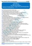 Luyện thi ĐH KIT 1 (Đặng Việt Hùng) - Sóng điện từ (Bài tập tự luyện)