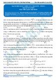 Luyện thi ĐH KIT 1 (Đặng Việt Hùng) - Mạch điện xoay chiều có L thay đổi - P2 (Bài tập tự luyện)