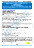 Luyện thi ĐH vật lí - Biện luận hộp kín trong mạch điện xoay chiều