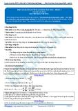Luyện thi ĐH KIT 1 (Đặng Việt Hùng) - Tài liệu bài giảng Môn Vật lý: Một số bài toán về dao động tắt dần (P1)