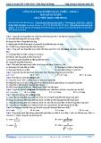 Luyện thi ĐH KIT 1 (Đặng Việt Hùng) - Công suất mạch điện xoay chiều P1 (Bài tập tự luyện)