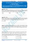 Luyện thi ĐH KIT 1 (Đặng Việt Hùng) - Máy phát điện xoay chiều một pha P2 (Tài liệu bài giảng)