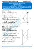 Luyện thi ĐH vật lí -  Phương pháp giản đồ véc tơ p1