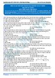 Luyện thi ĐH vật lí -  Bài toán liên quan đến hộp kín trong mạch điện xoay chiều