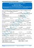 Luyện thi ĐH vật lí - Bài tập phương pháp giản đồ véc tơ p2