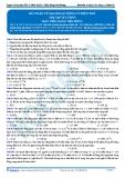 Luyện thi ĐH KIT 1 (Đặng Việt Hùng) - Bài toán về mạch dao động có điện trở (Bài tập tự luyện)