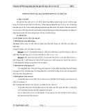 Chuyên đề Phương pháp giải bài tập hỗn hợp sắt và oxit sắt